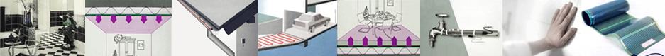 elektro fu bodenheizung d nnbettheizung mit regler. Black Bedroom Furniture Sets. Home Design Ideas